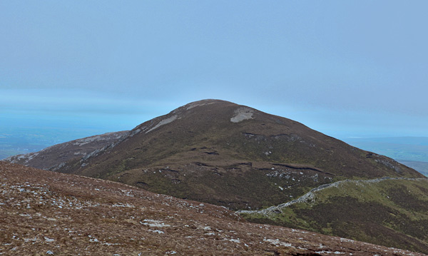 MountainViews.ie Picture about mountain Croagh Patrick Far East Top in area Croagh Patrick, Ireland