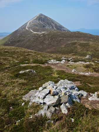 MountainViews.ie Picture about mountain Croagh Patrick East Top in area Croagh Patrick, Ireland