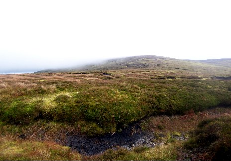MountainViews.ie Picture about mountain Meenard Mtn W Top in area Sperrin Mountains, Ireland