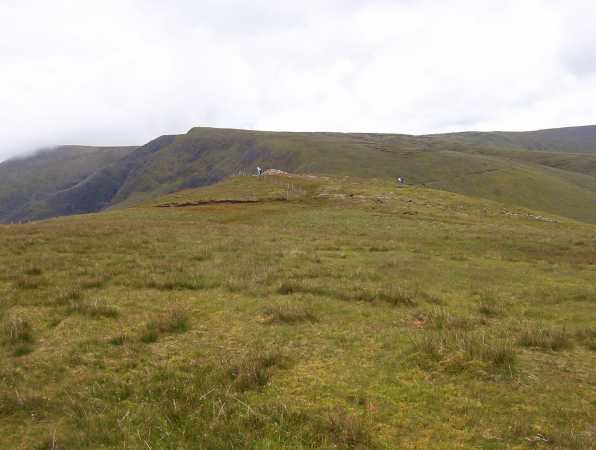 MountainViews.ie Picture about mountain An Bhinn Dubh in area Brandon Group, Ireland