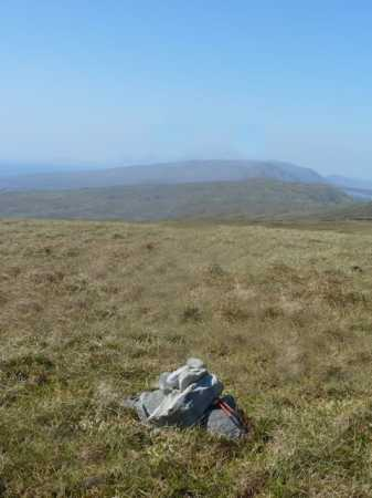 MountainViews.ie Picture about mountain Maumthomas SW Top in area North Mayo, Ireland