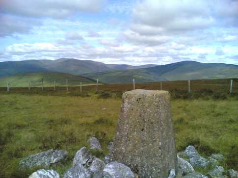 MountainViews.ie Picture about mountain Kirikee Mountain in area Dublin/Wicklow, Ireland