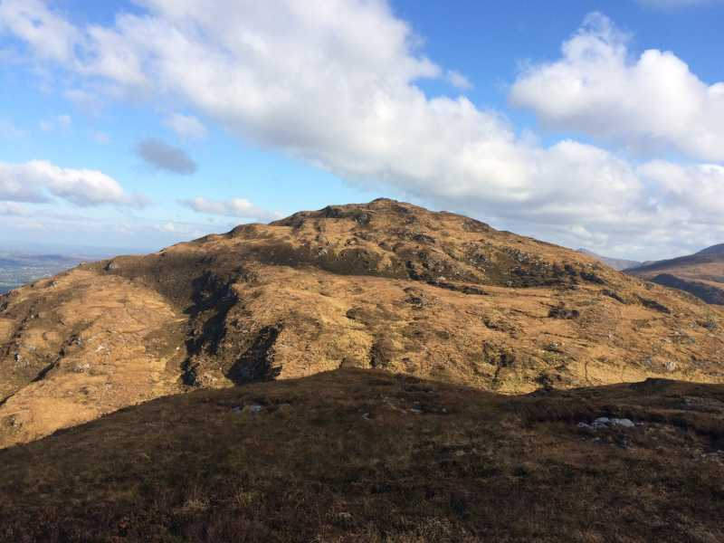 MountainViews.ie Picture about mountain Torc Mountain W Top in area Mangerton, Ireland