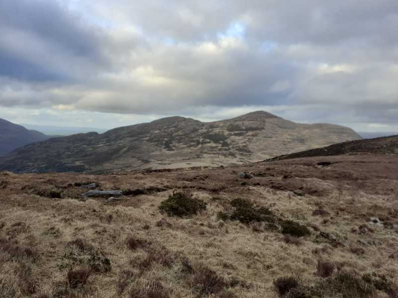 MountainViews.ie Picture about mountain Torc Mountain West Top (<i>Sliabh Torc (mullach thiar)</i>) in area Mangerton, Ireland