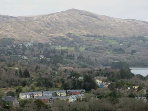 MountainViews.ie Picture about mountain Derroograne in area Shehy/Knockboy, Ireland