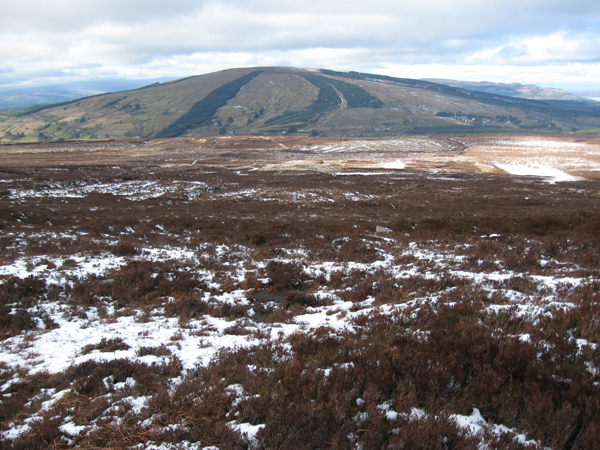 MountainViews.ie Picture about mountain Dough Mountain in area Dartry Mountains, Ireland