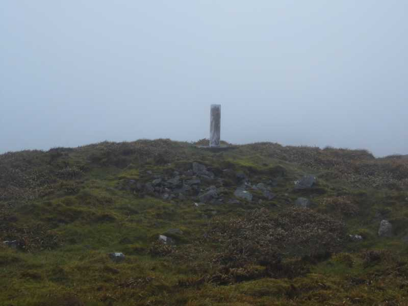 MountainViews.ie Picture about mountain Carrane Hill (<i>Cnoc an Chorráin</i>) in area Arigna Mountains, Ireland