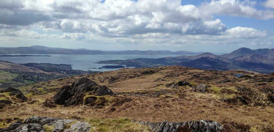 MountainViews.ie Picture about mountain Barraboy Mtn Far E Top in area Shehy/Knockboy, Ireland