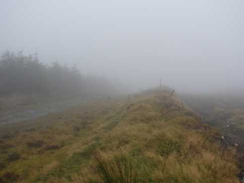 MountainViews.ie Picture about mountain Croaghaun in area Blackstairs Mountains, Ireland