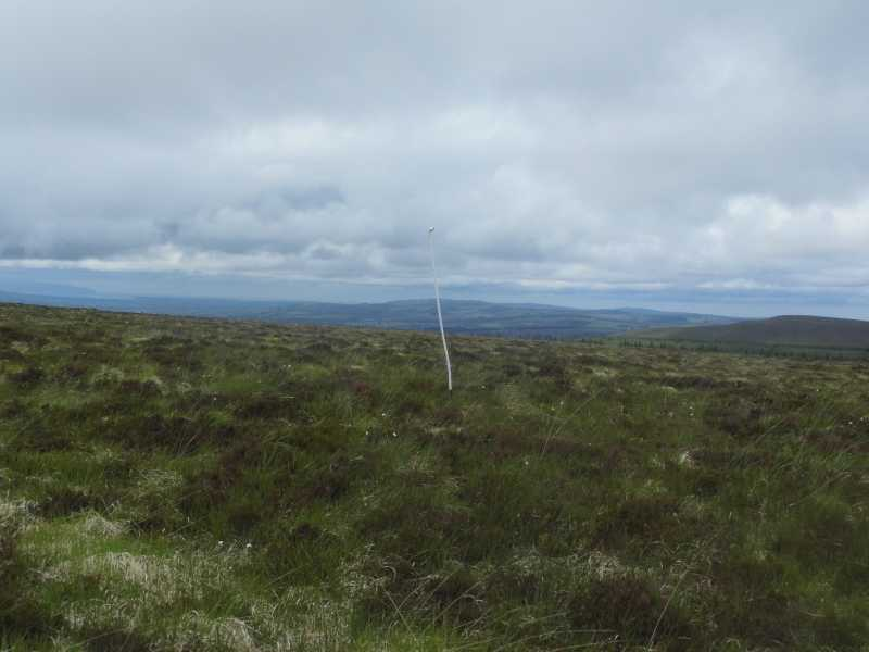 MountainViews.ie Picture about mountain Baraveha in area W Limerick/N Kerry, Ireland