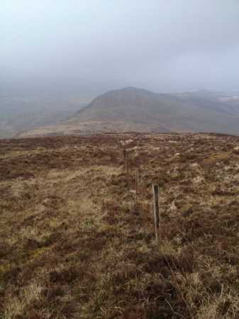 MountainViews.ie Picture about mountain Shehy More SW Top in area Shehy/Knockboy, Ireland