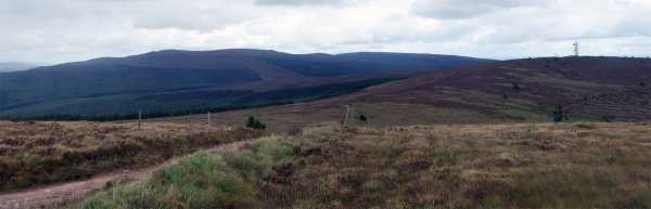 MountainViews.ie Picture about mountain Little Carron  in area Ballyhoura Mountains, Ireland