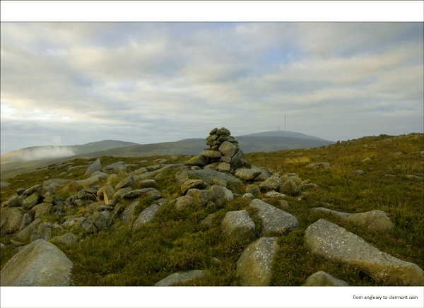 MountainViews.ie Picture about mountain Anglesey Mountain in area Cooley/Gullion, Ireland