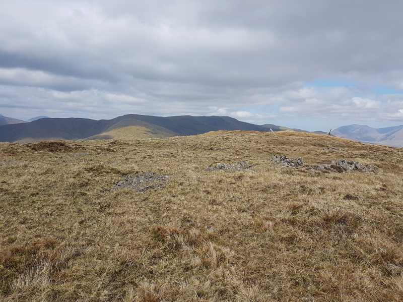 MountainViews.ie Picture about mountain Roighne Mhór in area Partry/Joyce Country, Ireland