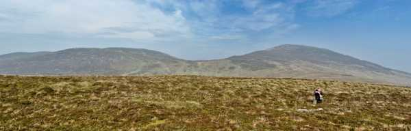 MountainViews.ie Picture about mountain Damph in area Inishowen, Ireland