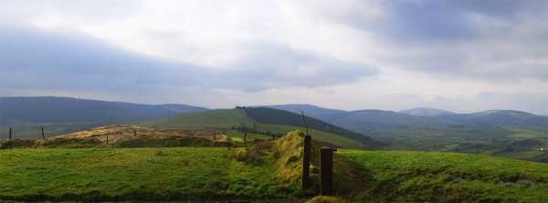 MountainViews.ie Picture about mountain Glenaneagh in area Shannon, Ireland