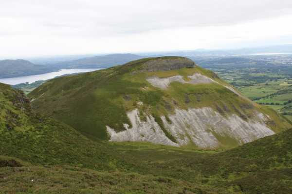 MountainViews.ie Picture about mountain Keelogyboy Mountain SW Top in area Dartry Mountains, Ireland