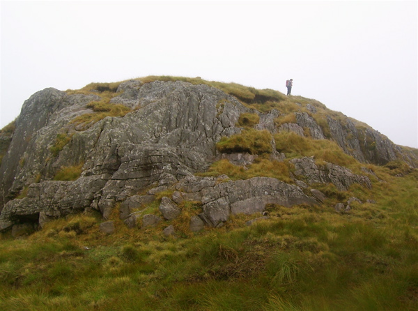 MountainViews.ie Picture about mountain Stookeennalackareha in area Caha Mountains, Ireland