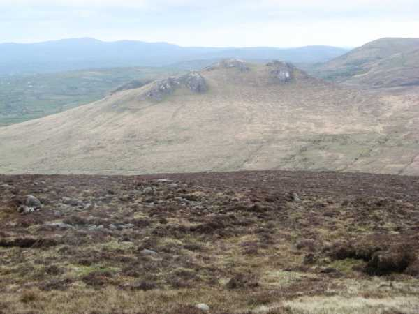 MountainViews.ie Picture about mountain Rocky Mountain (<i>Sliabh na gCloch</i>) in area Mourne Mountains, Ireland
