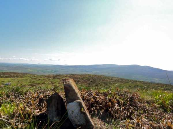 MountainViews.ie Picture about mountain Balix Hill in area Sperrin Mountains, Ireland