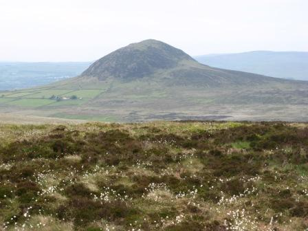 MountainViews.ie Picture about mountain Douglas Top in area Antrim Hills, Ireland