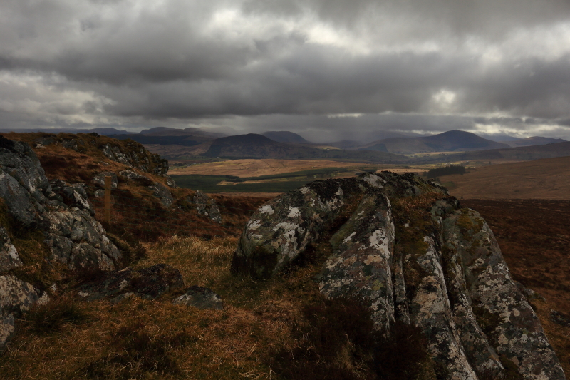 MountainViews.ie Picture about mountain Culliagh SE Top in area Donegal NW, Ireland
