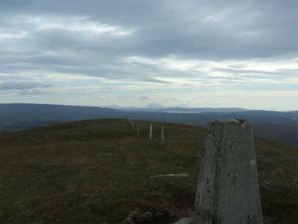 MountainViews.ie Picture about mountain Tawnaghmore in area North Mayo, Ireland