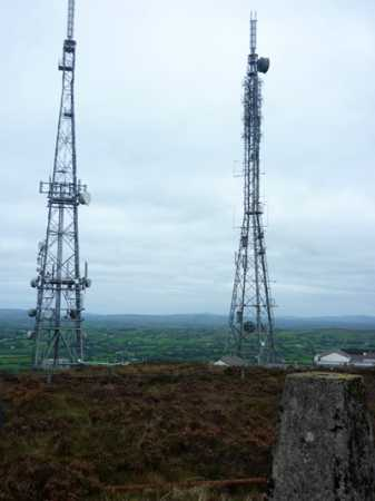 MountainViews.ie Picture about mountain Brougher Mountain in area Fermanagh/S Tyrone, Ireland