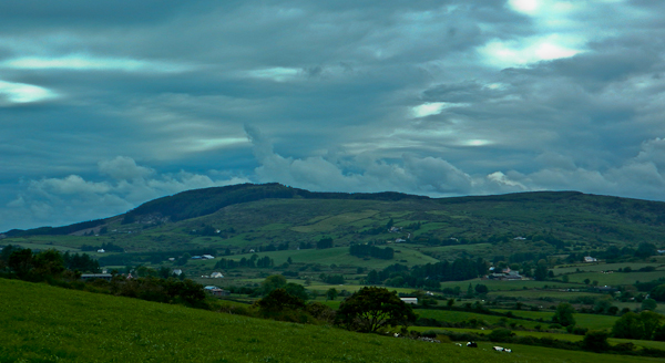 MountainViews.ie Picture about mountain Carrigfadda in area Shehy/Knockboy, Ireland