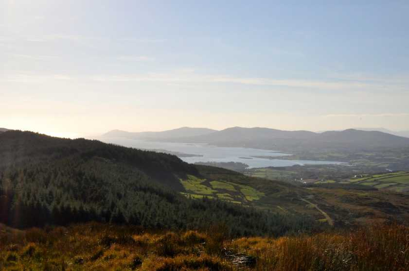 MountainViews.ie Picture about mountain Derrylahard East in area Mizen/Sheeps Head, Ireland