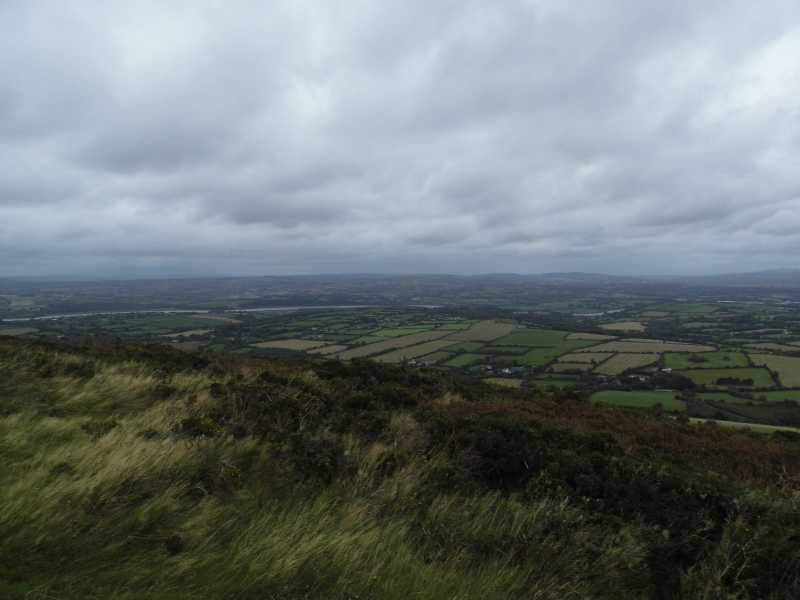 MountainViews.ie Picture about mountain Slievecoiltia in area South Wexford, Ireland