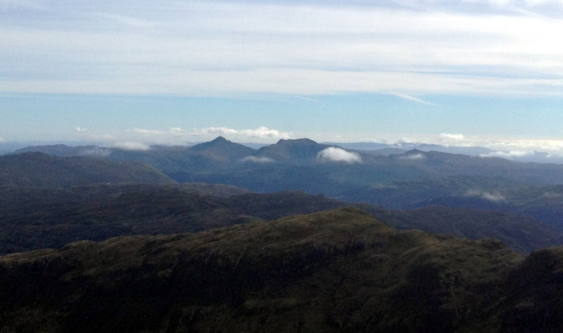 MountainViews.ie Picture about mountain Ben More in area Loch Lomond to Strathyre, Ireland