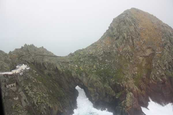 MountainViews.ie Picture about mountain Tearaght Island (<i>An Tiaracht</i>) in area Dingle West, Ireland
