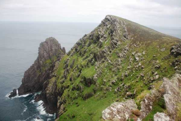 MountainViews.ie Picture about mountain Inis Tuaisceart in area Dingle West, Ireland