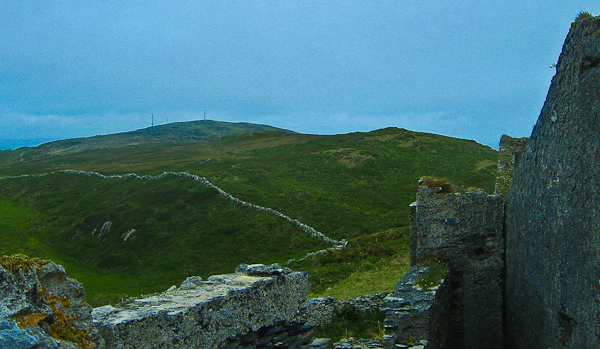 MountainViews.ie Picture about mountain Cnoicín an tSeabhaic in area Mizen/Sheeps Head, Ireland