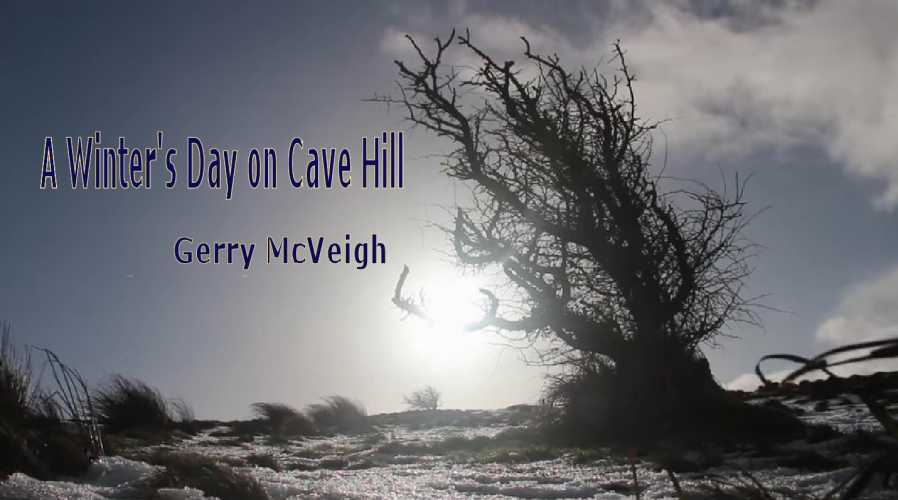 MountainViews.ie Picture about mountain Cave Hill in area Belfast Hills, Ireland