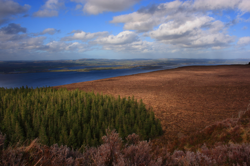 MountainViews.ie Picture about mountain Legg in area Fermanagh/S Tyrone, Ireland