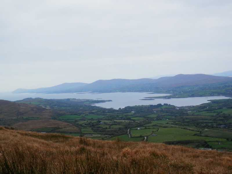 MountainViews.ie Picture about mountain Mount Corrin in area Mizen/Sheeps Head, Ireland