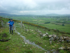 MountainViews.ie Picture about mountain Faughil (Jonesborough Hill) in area Gullion, Ireland