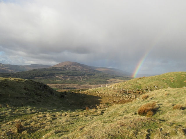 MountainViews.ie Picture about mountain Knockbreteen  in area West Cork Mountains, Ireland