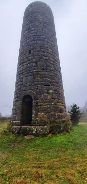 MountainViews.ie Picture about mountain Tower Hill  in area Comeragh Mountains, Ireland