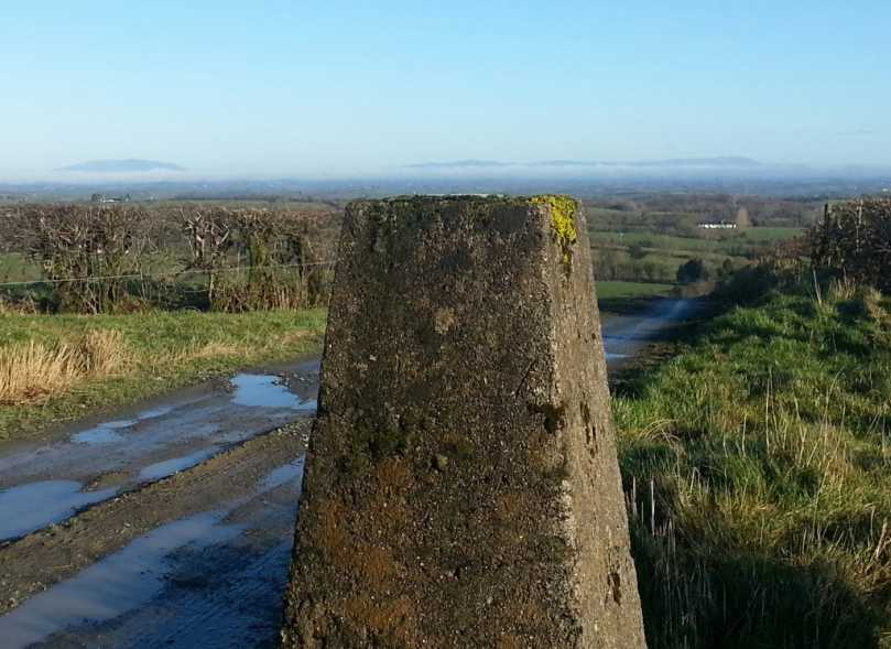 MountainViews.ie Picture about mountain Carrickleck Hill in area North Midlands, Ireland