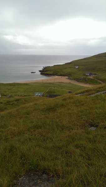 MountainViews.ie Picture about mountain Achillbeg Island N Top in area Achill/Corraun, Ireland