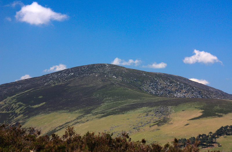 MountainViews.ie Picture about mountain Camaderry South East Top in area Dublin/Wicklow, Ireland