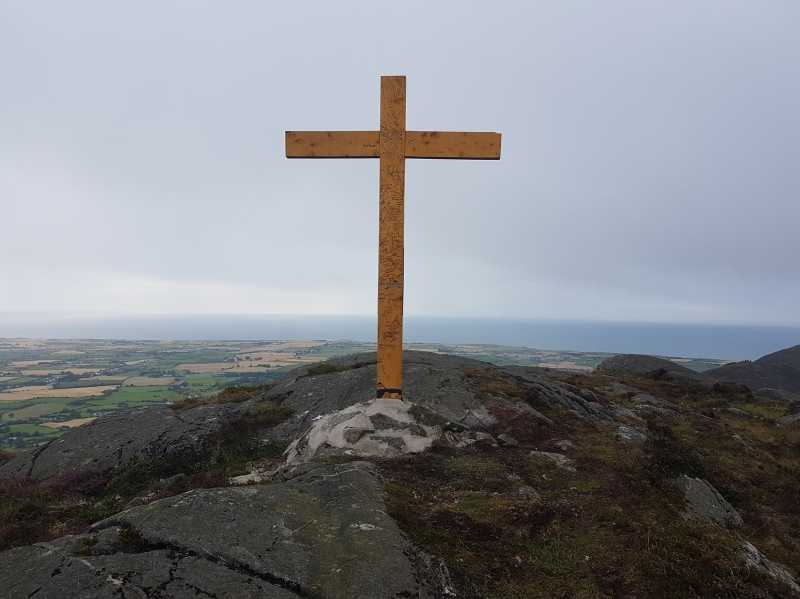 MountainViews.ie Picture about mountain Barnavave in area Cooley/Gullion, Ireland