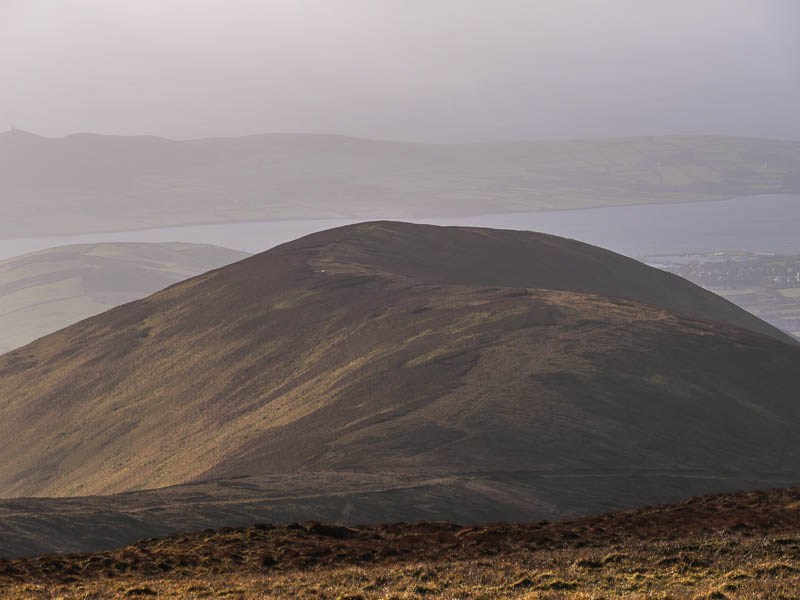 MountainViews.ie Picture about mountain Knockmoylemore (<i>An Cnoc Maol Mór</i>) in area Central Dingle, Ireland