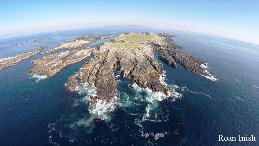 MountainViews.ie Picture about mountain Roaninish in area Donegal Islands, Ireland