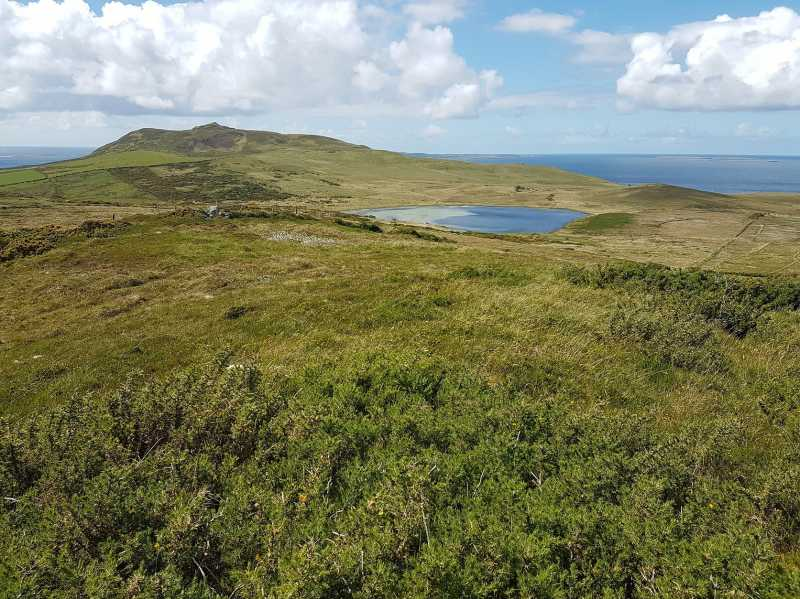 MountainViews.ie Picture about mountain Ballynew (<i>An Baile Nua</i>) in area Galway Coastal Hill, Ireland