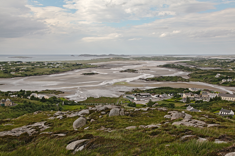MountainViews.ie Picture about mountain Cnoc an Diaraigh in area Donegal Coastal Hill, Ireland