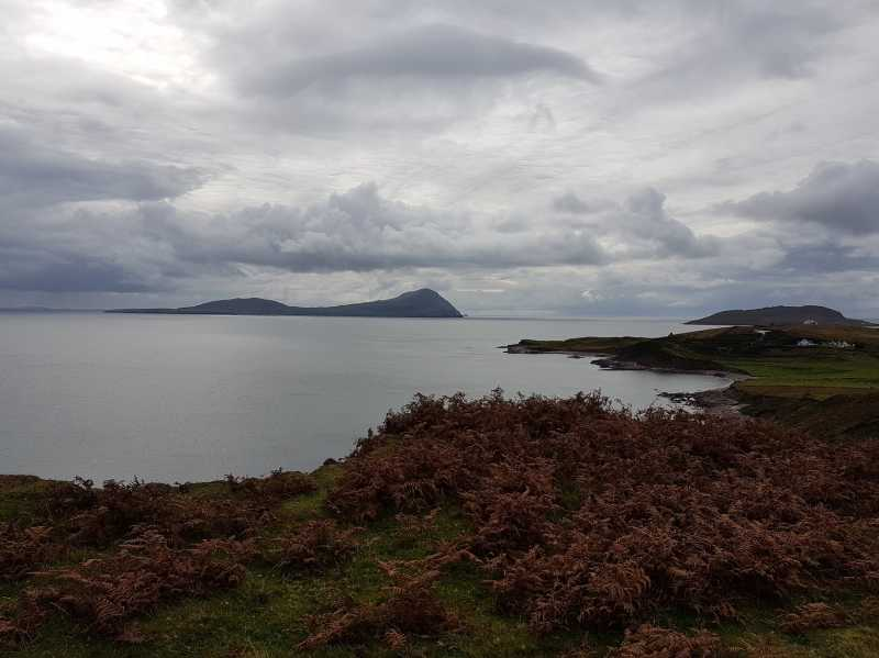 MountainViews.ie Picture about mountain Gubacarrigan in area Mayo Coastal Hill, Ireland